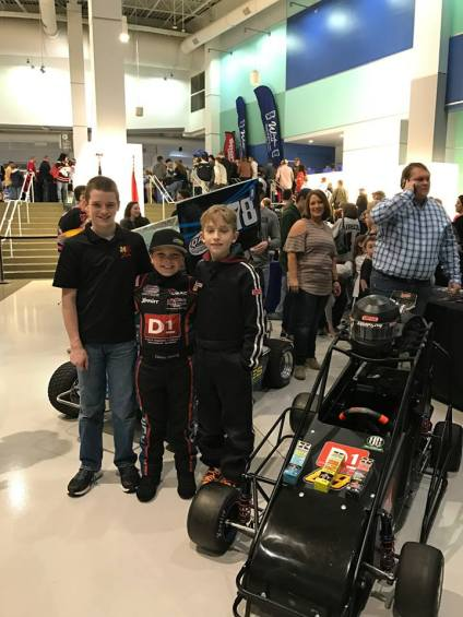 Luke, Dalton and Oliver