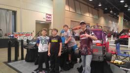 John, Ryan, Denver and Benjamin